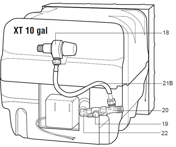Atwood G16 Ext G16ext Pdx Rv