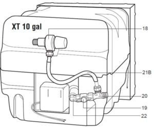 Atwood Ge16 Ext Ge16ext Pdx Rv
