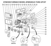 Atwood Hyroflame Furnace Pdx Rv
