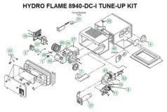 Atwood 8940-DC-I