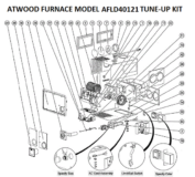 Atwood AFLD40121