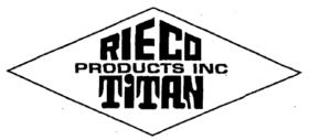 Rieco Titan Inc.